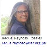 Raquel Reynoso, Ser - Perú